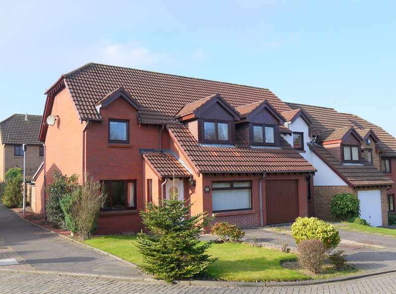 4 Bedrooms End Of Terrace House for sale in Capper View, Prestwick, KA9