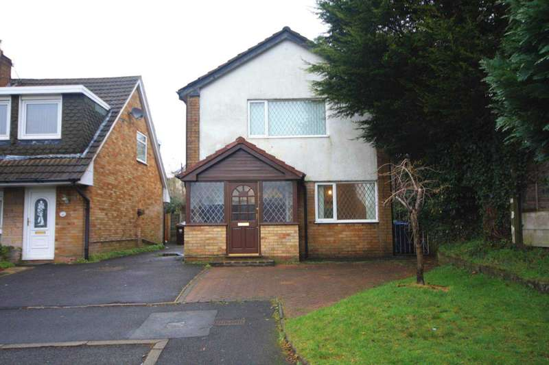3 Bedrooms Detached House for sale in Kings Avenue, Whitefield