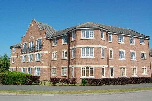 2 Bedrooms Flat for sale in Timken Way, Daventry, Northants NN11 9UQ