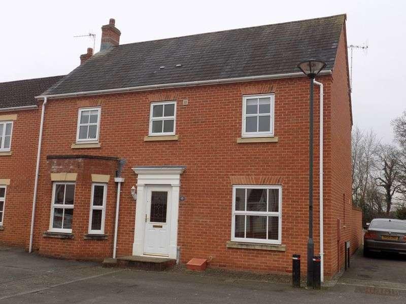 4 Bedrooms Detached House for sale in Treforest Close, Oakhurst
