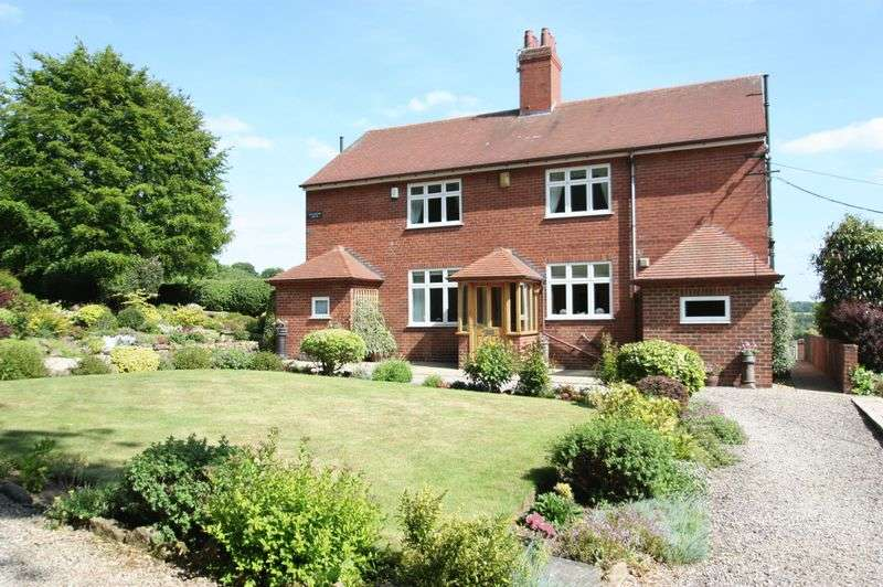 5 Bedrooms Detached House for sale in Wentbridge Lane, Thorpe Audlin