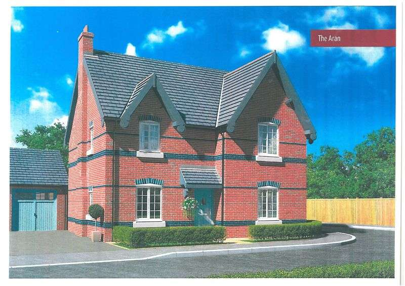 4 Bedrooms Detached House for sale in Plot 40 Aran Peacehaven, Willington
