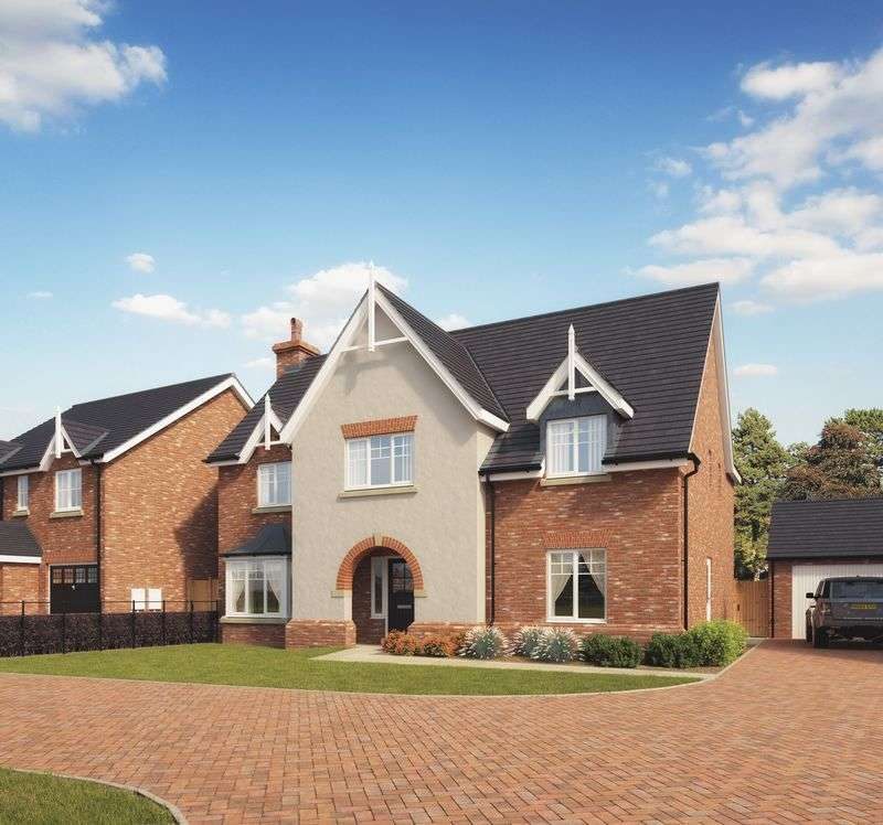 5 Bedrooms House for sale in Church View, Hadnall