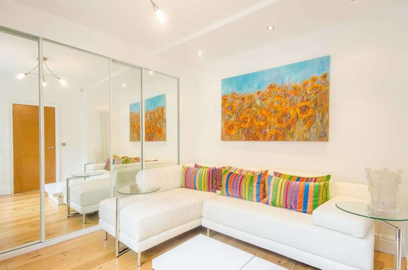 2 Bedrooms House for sale in Hormead Road, Westbourne Park, W9