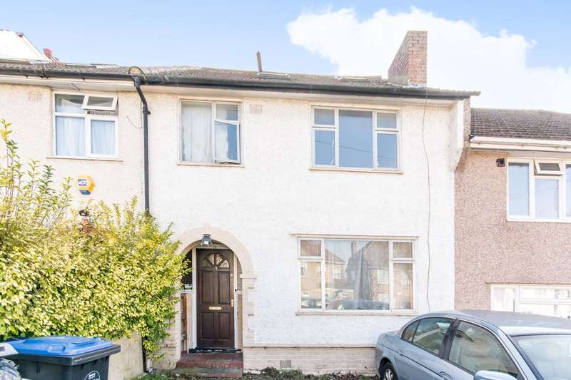 4 Bedrooms House for sale in Ballards Road, Gladstone Park, NW2