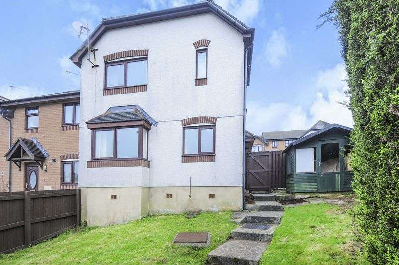 2 Bedrooms Terraced House for sale in Chyvelah Ope, Truro