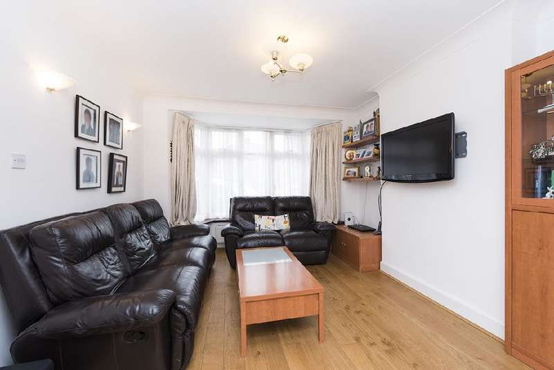 4 Bedrooms Semi Detached House for sale in Cleveland Gardens, NW2