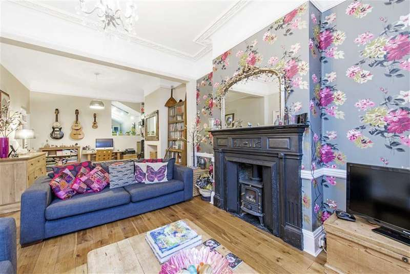 5 Bedrooms House for sale in Pretoria Road, Furzedown, London