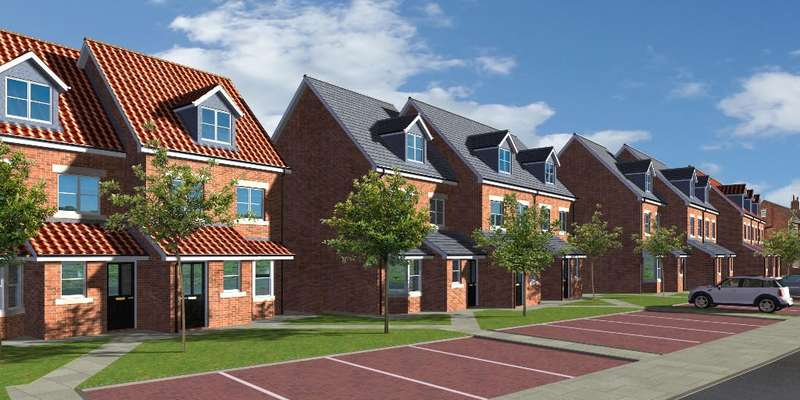 Land Commercial for sale in Kingsley Avenue, HARTLEPOOL, CLEVELAND, TS25