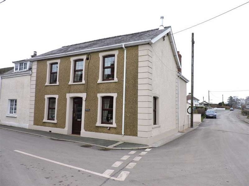 4 Bedrooms Property for sale in Llansawel, Llandeilo