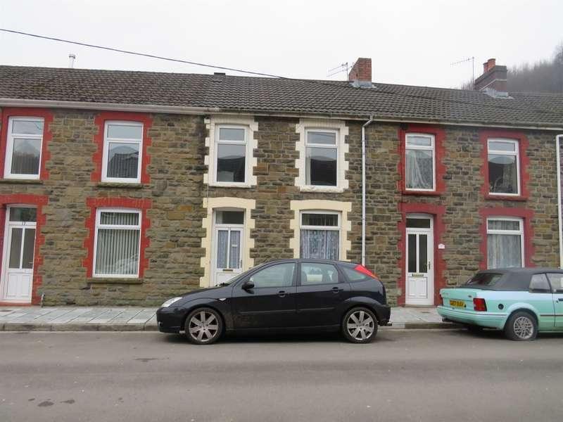 3 Bedrooms Terraced House for sale in Bridge Street, Ynysddu, Newport