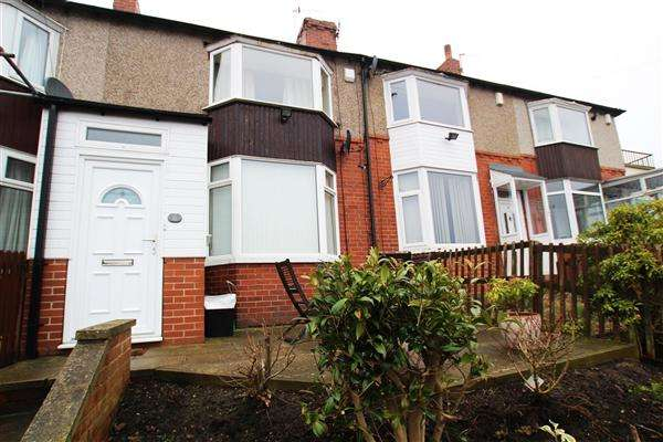 2 Bedrooms Terraced House for sale in Willowfield Terrace, Willowfield, Halifax