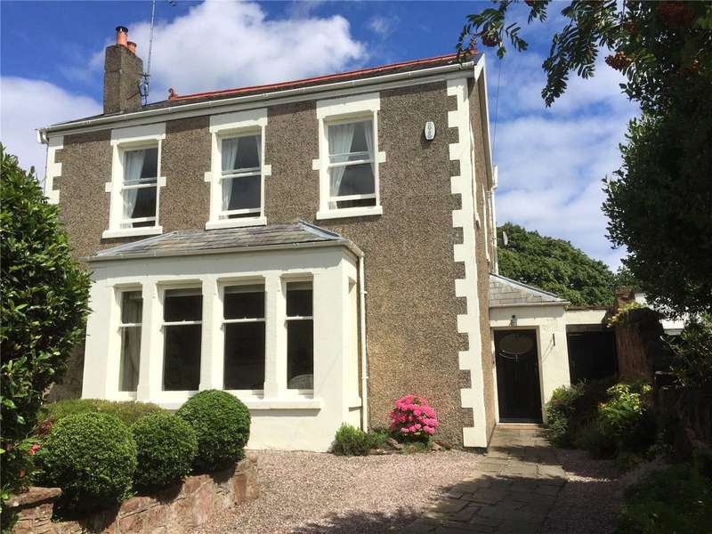 4 Bedrooms Detached House for rent in Oldfield Road, Heswall, Wirral
