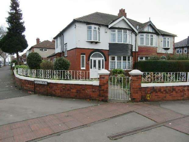 5 Bedrooms Semi Detached House for sale in Seymour Grove, Old Trafford, Manchester