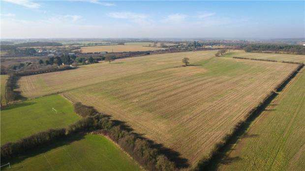 Land Commercial for sale in Lot 7 - St. Agnells Farm, Lybury Lane, Redbourn