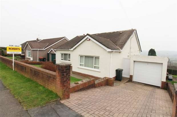 3 Bedrooms Detached Bungalow for sale in Augustan Close, Caerleon, NEWPORT