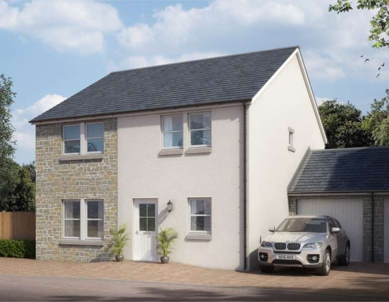 4 Bedrooms Detached House for sale in Castlegait Development, Glamis, Nr. Forfar, DD8 1RF