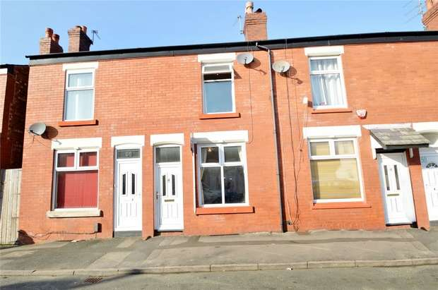 2 Bedrooms Terraced House for sale in Shaw Road South, Shaw Heath, Stockport, Cheshire