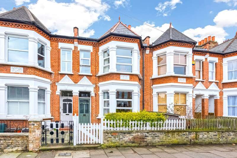 4 Bedrooms Terraced House for sale in Wilton Avenue, London, W4