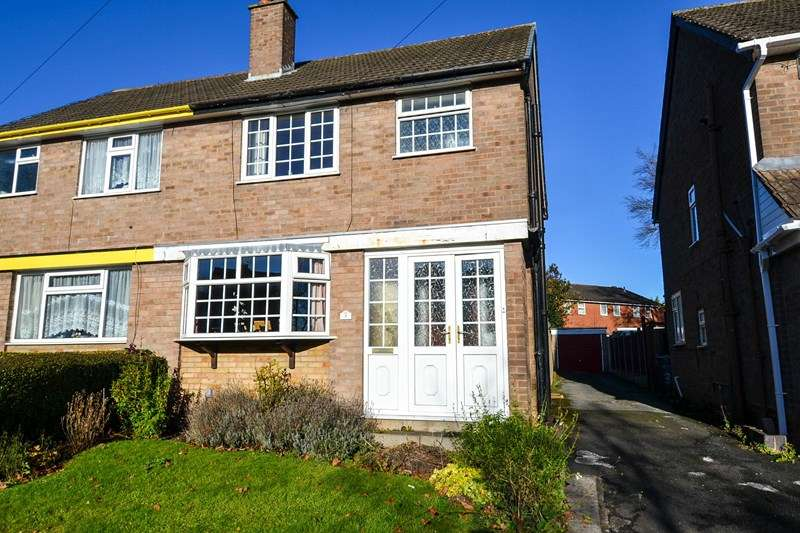 3 Bedrooms Semi Detached House for sale in The Oak Walk, Northfield, Birmingham