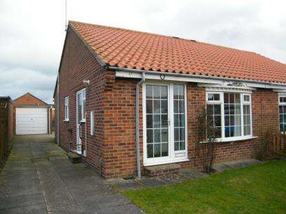 2 Bedrooms Bungalow for sale in Kingfisher Drive, Whitby, North Yorkshire