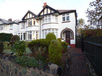 3 Bedrooms Semi Detached House for sale in Elmdon Road, Acocks Green, Birmingham, West Midlands