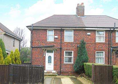 2 Bedrooms Semi Detached House for sale in Dagnam Road, Sheffield, South Yorkshire