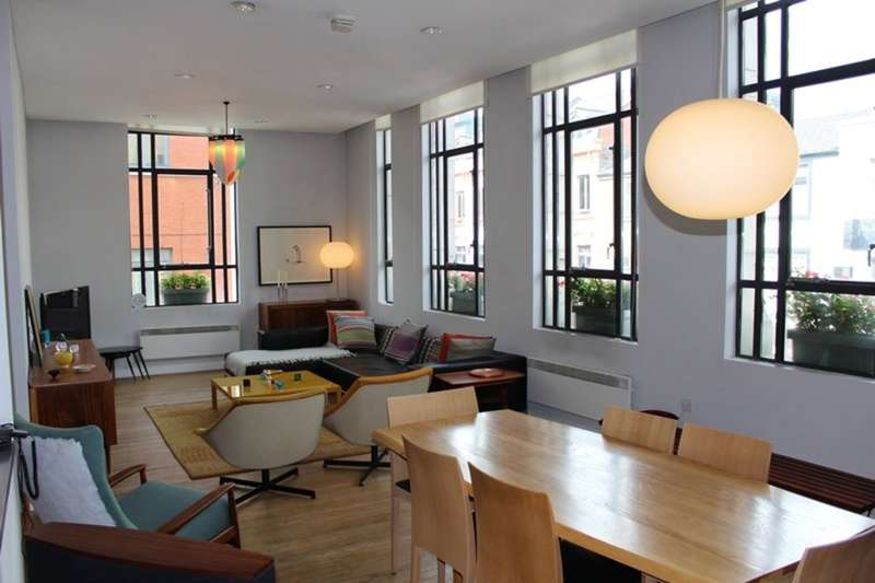 2 Bedrooms Flat for sale in Burton Building, Oldham Street