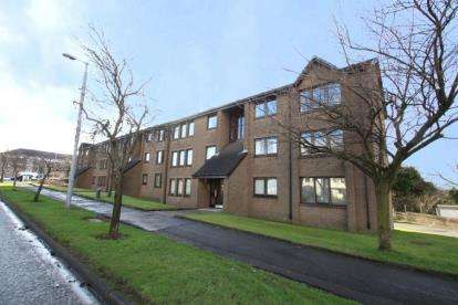 2 Bedrooms Flat for sale in Gleneagles Court, Hilton Road