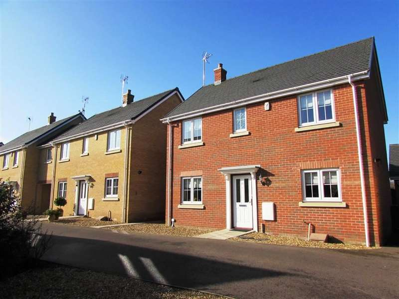 3 Bedrooms Property for sale in Gilpin Court, Hockliffe
