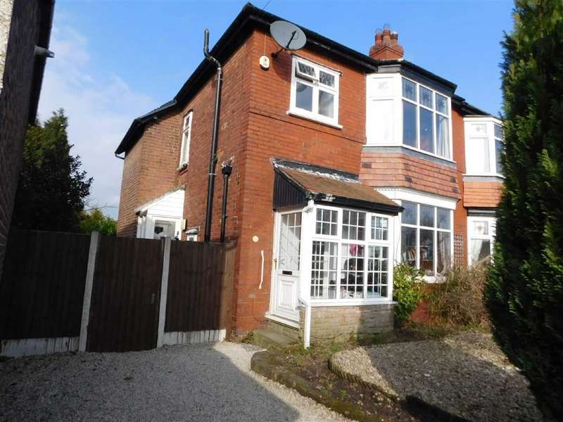 3 Bedrooms Property for sale in Oldknow Road, Marple, Stockport