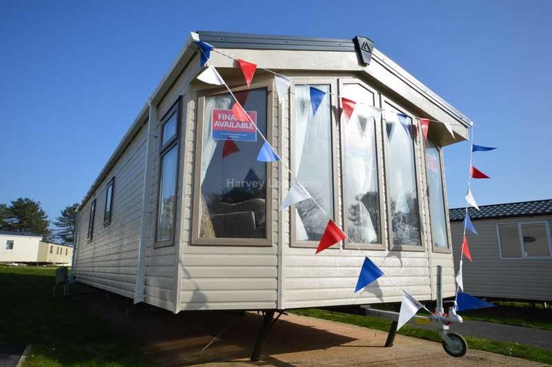 2 Bedrooms Caravan Mobile Home for sale in Landscove Holiday Park, Gillard Road, Berry Head, Brixham