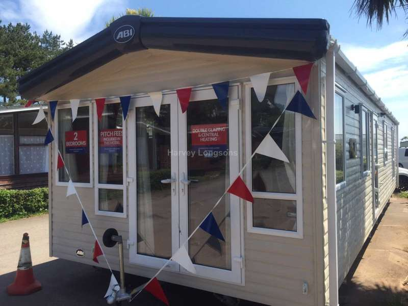 2 Bedrooms Caravan Mobile Home for sale in Felixstowe Beach Holiday Park, Walton Avenue, Felixstowe