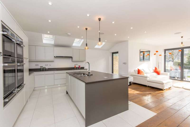 5 Bedrooms House for sale in Furness Road, Kensal Green, NW10