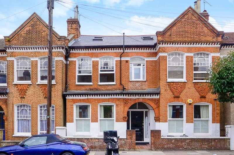 1 Bedroom Flat for sale in Foulser Road, Tooting Bec, SW17
