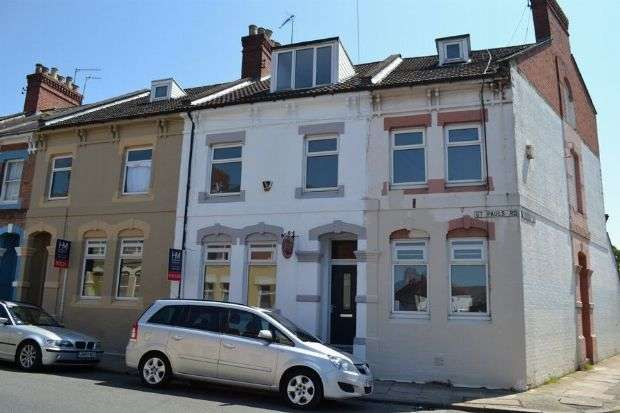 6 Bedrooms Terraced House for sale in St Pauls Road, Semilong, Northampton NN2 6ES