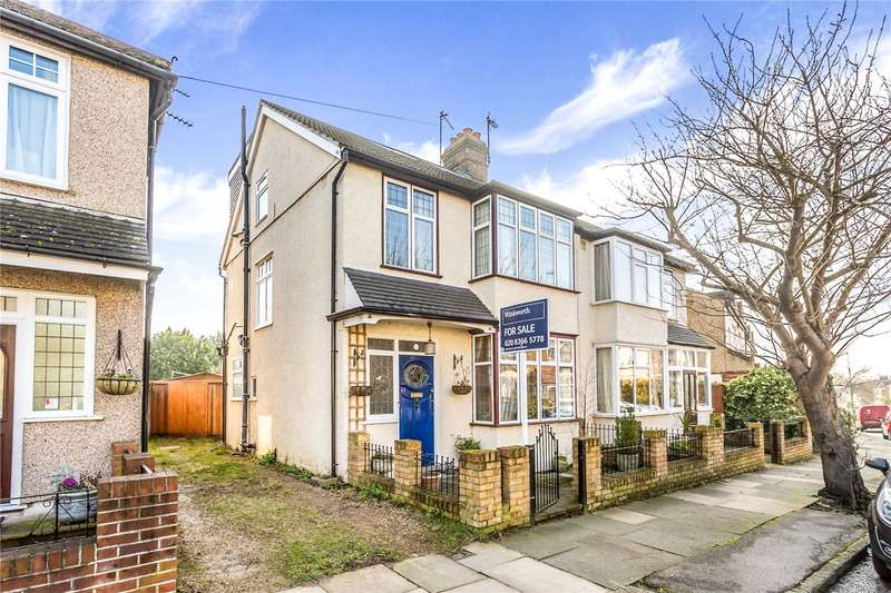 4 Bedrooms Semi Detached House for sale in Morley Hill, Enfield, EN2