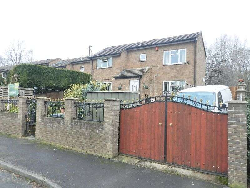 2 Bedrooms Semi Detached House for sale in Wolseley Road, Leeds