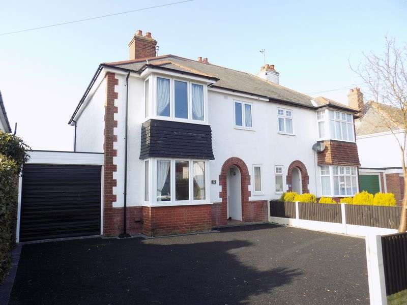 3 Bedrooms Semi Detached House for sale in Victoria Road, Gorleston, Great Yarmouth
