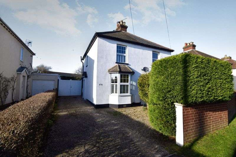 2 Bedrooms Semi Detached House for sale in Amersham Road, High Wycombe