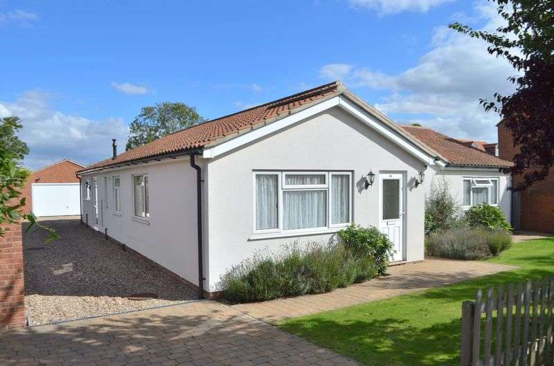 4 Bedrooms Detached Bungalow for sale in Westfield Drive, Lincoln
