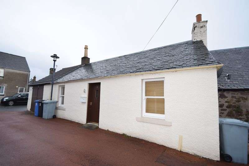 1 Bedroom Cottage House for sale in 9 James Square, Biggar