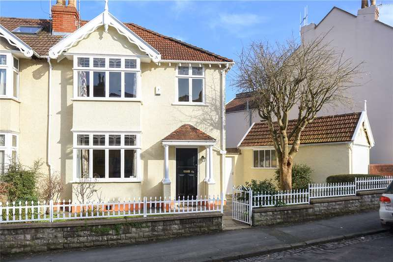 3 Bedrooms Terraced House for sale in St Albans Road, Westbury Park, Bristol, BS6