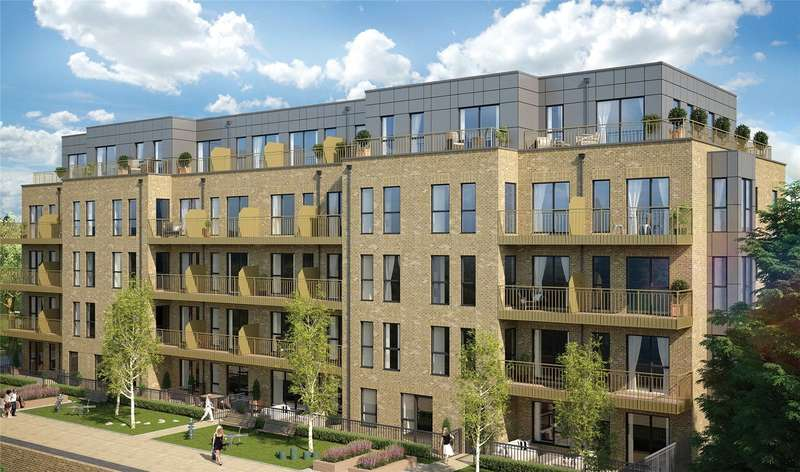 3 Bedrooms Flat for sale in Ealing Hill, Ruislip Road, Greenford, UB6