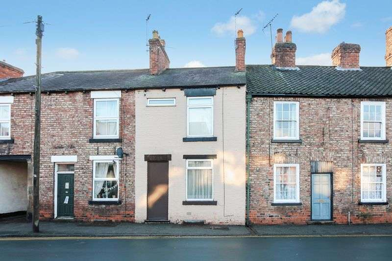 2 Bedrooms Terraced House for sale in Bondgate, Ripon