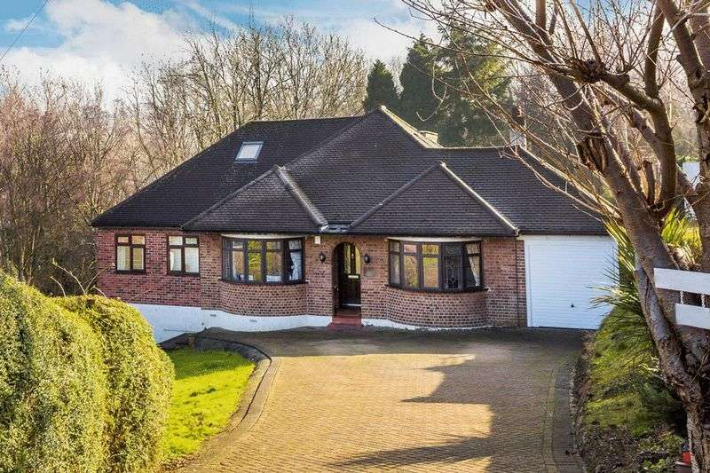 5 Bedrooms Detached Bungalow for sale in Hartley Hill, PURLEY
