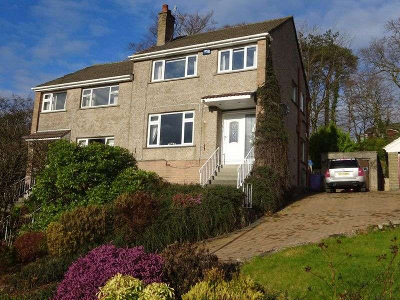 3 Bedrooms Semi Detached House for sale in McLeod Road, Dumbarton