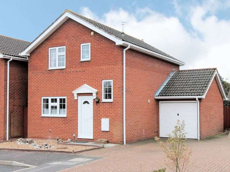 3 Bedrooms Detached House for sale in Kensington Gardens, Titchfield Common