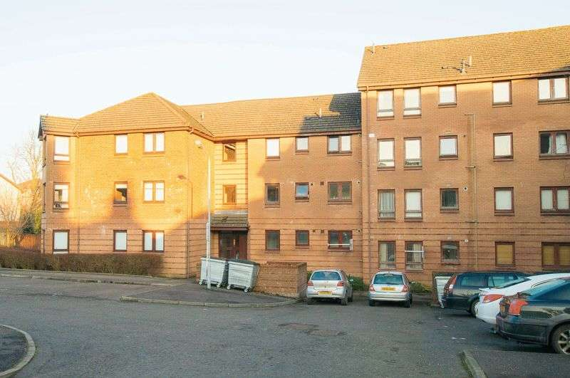 2 Bedrooms Flat for sale in Clyde Street, Camelon Falkirk FK1 4ED