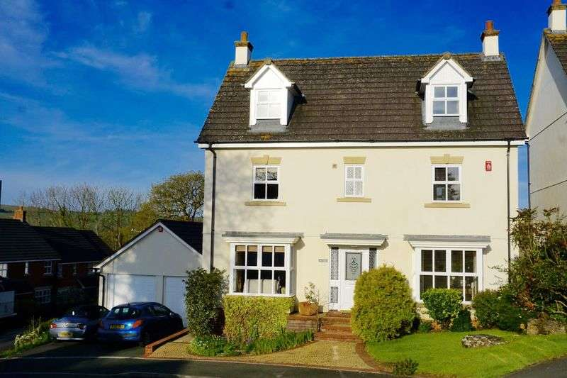 5 Bedrooms Detached House for sale in Mayne Close, Launceston